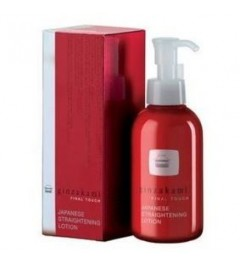 GINZAKAMI JAPANESE STRAIGHTENING LOTION