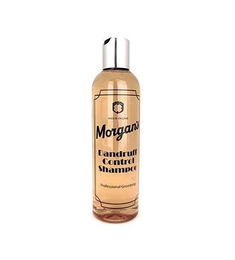 MORGANS Dandruff Control Shampoo para la caspa 250 ml.
