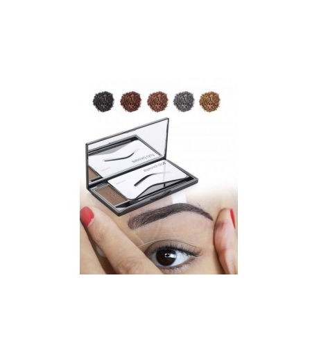 FAB BROWS, KIT DE MAQUILLAJE DE CEJAS.