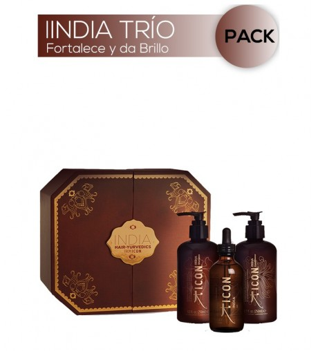 PACK INDIA ICON TRIO CLASIC