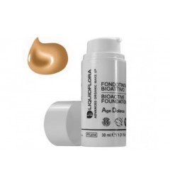 LiquidFlora 04 Amber Rose Base de Maquillaje Fluida BIO 30 ml.