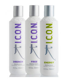 PACK ICON DRENCH, FREE Y ENERGY 250 ML
