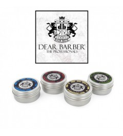 DEAR BARBER COLECCIÓN STYLING MINI 4 x 20 ml.