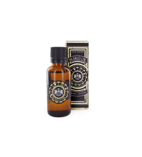 DEAR BARBER BEARD OIL / ACEITE PARA BARBA 30ml.