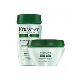 KERASTASE BAIN + MASQUE FORCE ARCHITECTE