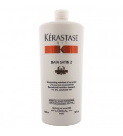 KERASTASE NUTRITIVE BAIN SATIN 2 1000ml
