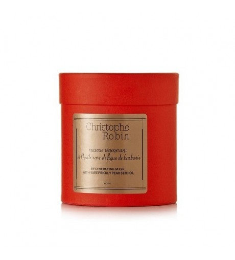 CHRISTOPHE ROBIN Masque Regenerant Figue de Barbarie 250 ml