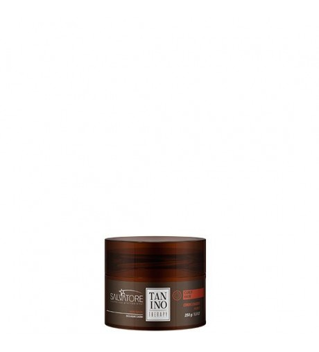 SALVATORE TANINOTHERAPY Mascarilla Curly Hair 250 ml